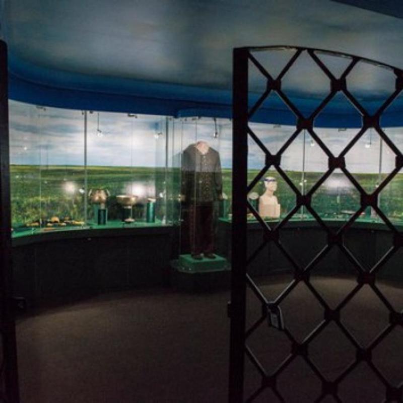 Краеведческий музей, музей-заповедник, главная