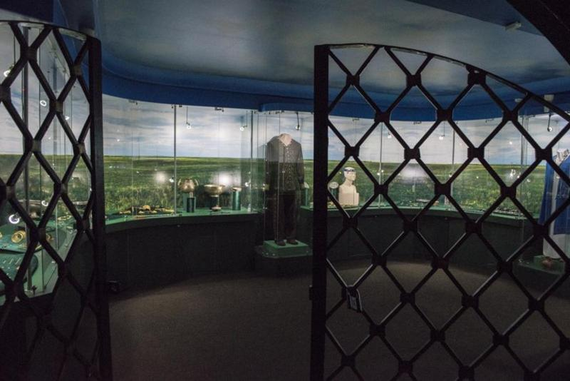 Краеведческий музей, золото сарматов, музей-заповедник,