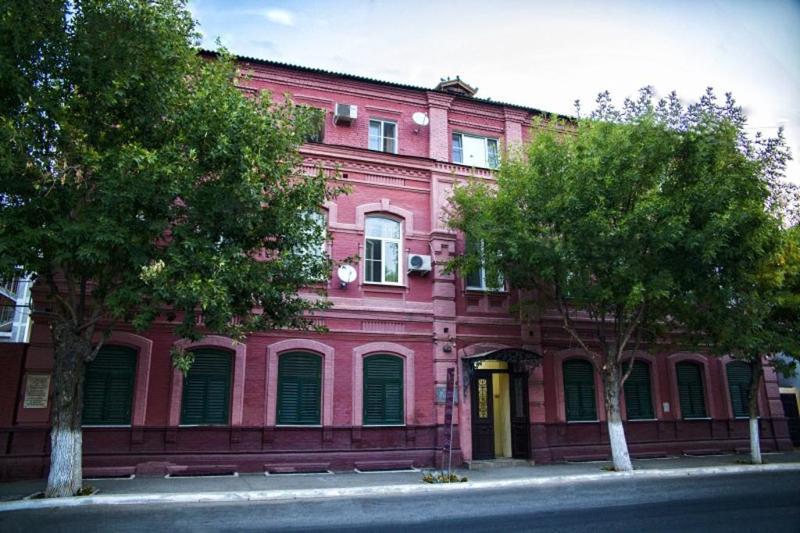 Дом-музей Велимира Хлебникова, Велимир, фасад, главная, архитектура, вид