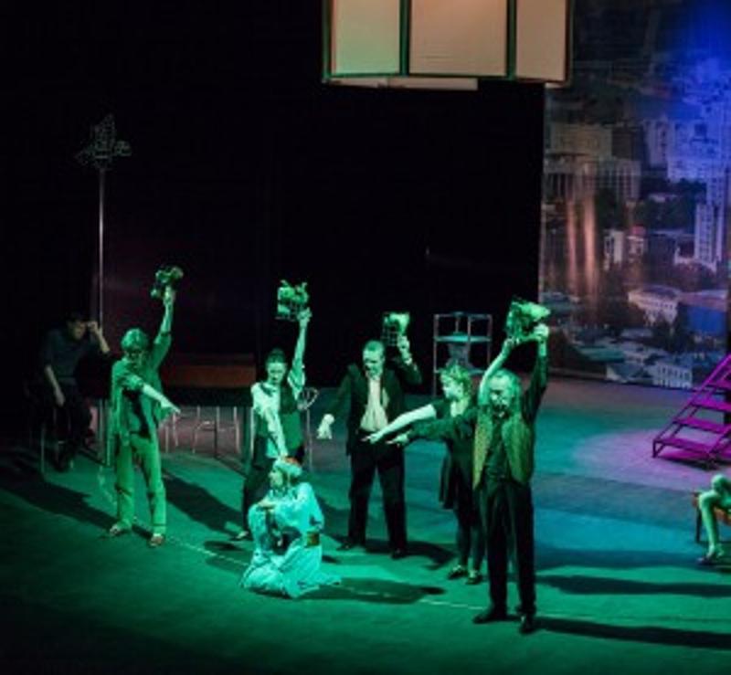 драмтеатр, Драматический театр, Спирина, как боги,