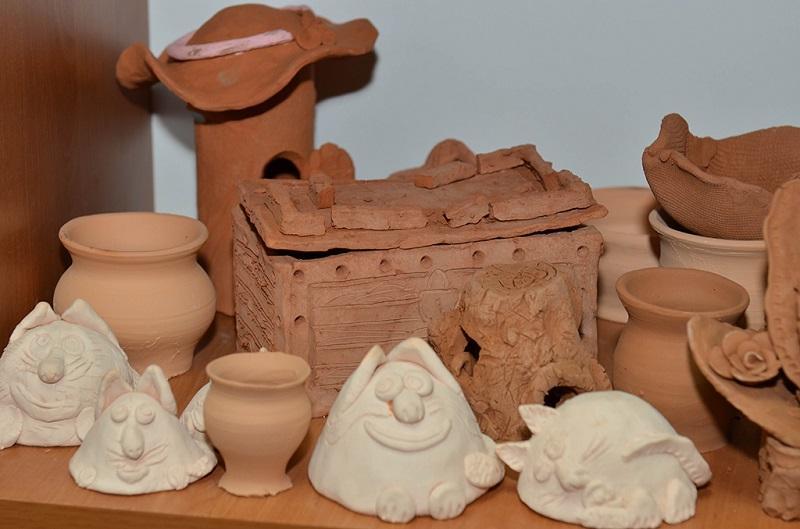 Дом ремёсел, традиции, лепка из глины, гончарное ремесло