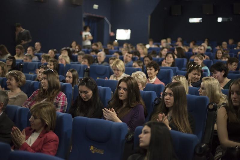 Фестиваль итальянского кино N.I.C.E., Иллюзион, зал, Астракино,