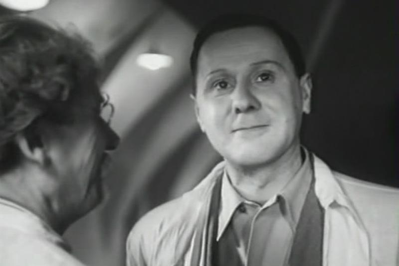 Известный советский актер кино и театра из Астрахани Иван Любезнов