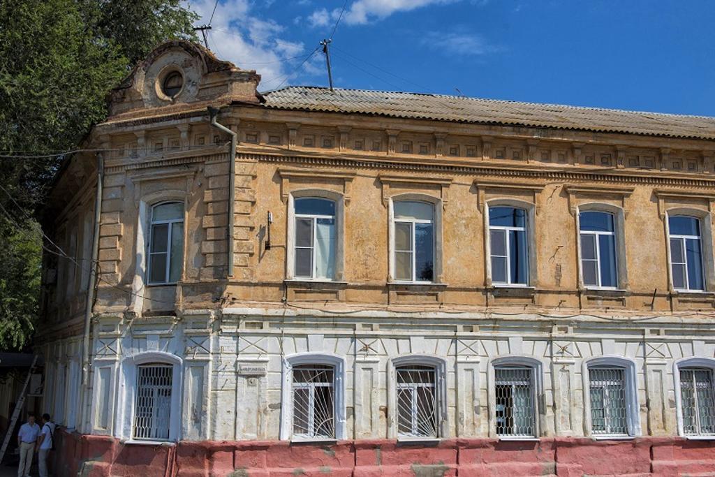 Дом на Гилянской Хлебниковские места