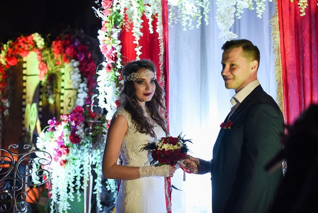 свадьба в кремле