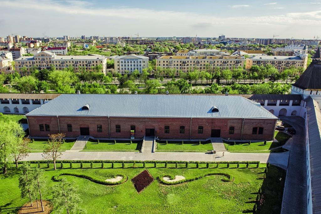 Цейхгауз Астраханский кремль