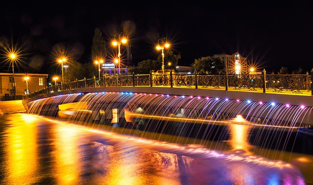 Мост дружбы, Астрахань