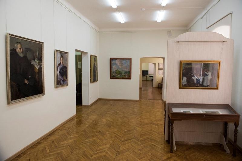 Зал живописи