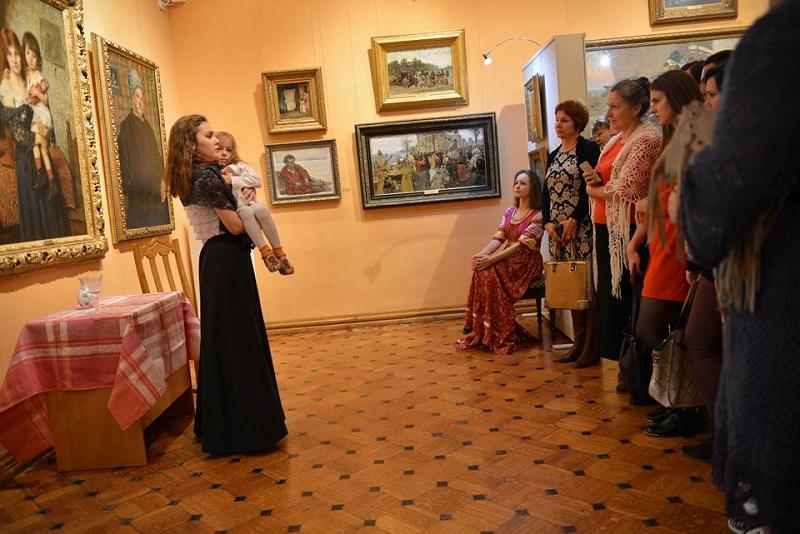 Фото: Астраханская картинная галерея