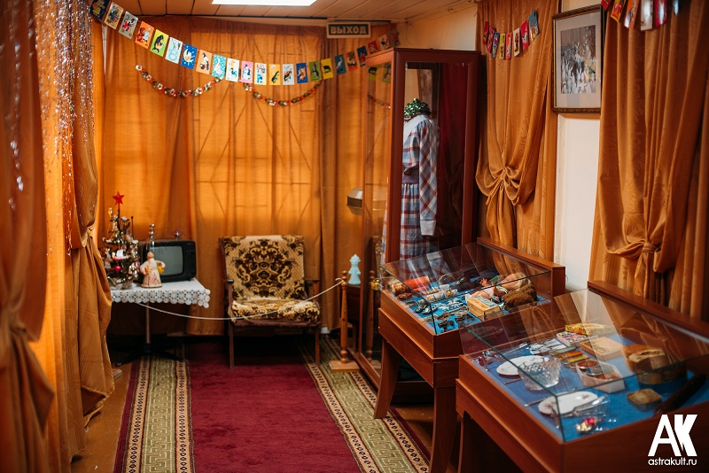 ВАстрахани открылась выставка «Старый Новый год»