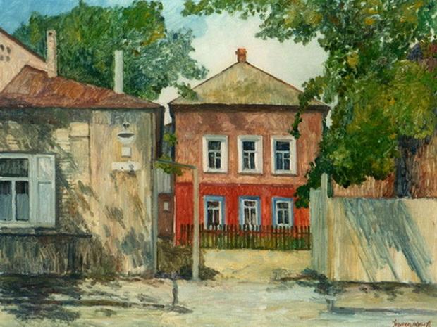 Павел Николаевич Тырышкин 1