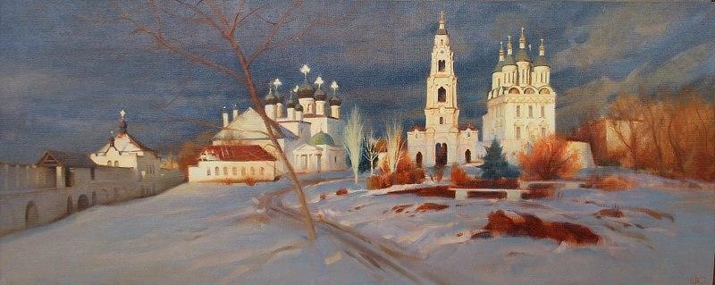 Астрахань художника Шарова