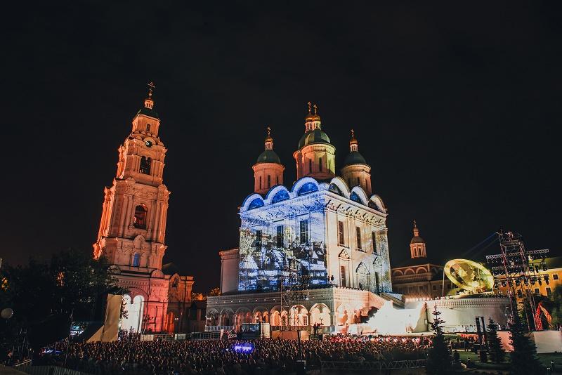 Опера в Астраханском кремле