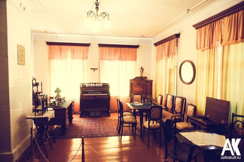 Старая Астрахань, улица Ульяновых
