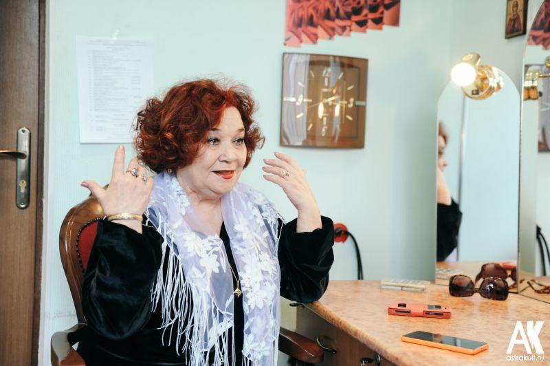 Наталия Антоненко, Астраханский драмтеатр